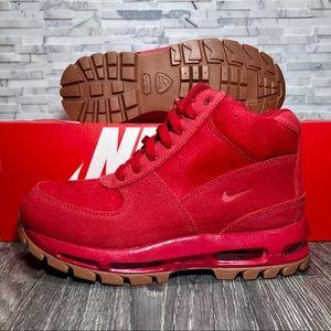 47c15e97c0 ... Mid Dipped Nike Air Max Goadome ACG GS Gym Red Boots ...